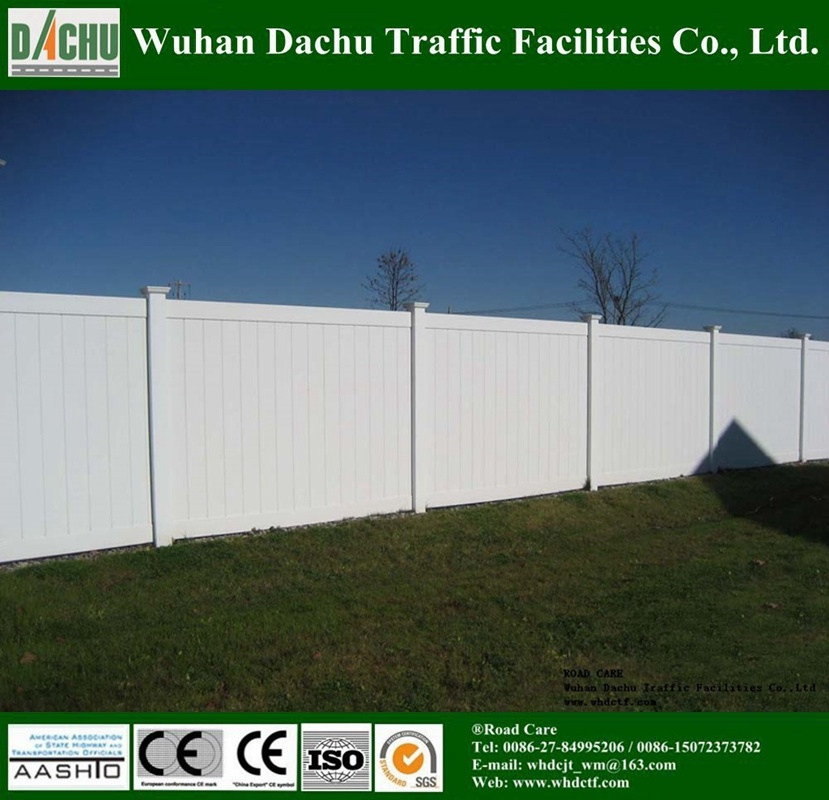 PVC Private Fence pictures & photos