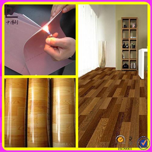 China Plastic Flooring Looks Like Wood Wooden Pvc Flooring China