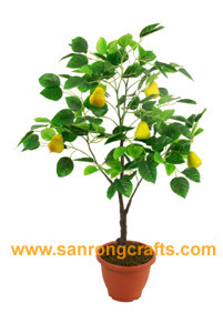China Artificial Pear Tree Pear Tree Src 334 China Artificial Fruit Tree And Silk Fruit Tree Price