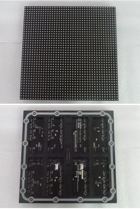 Outdoor Indoor Full Color LED Display Module (P3, P4, P5, P6, P10, P16 SMD/DIP)