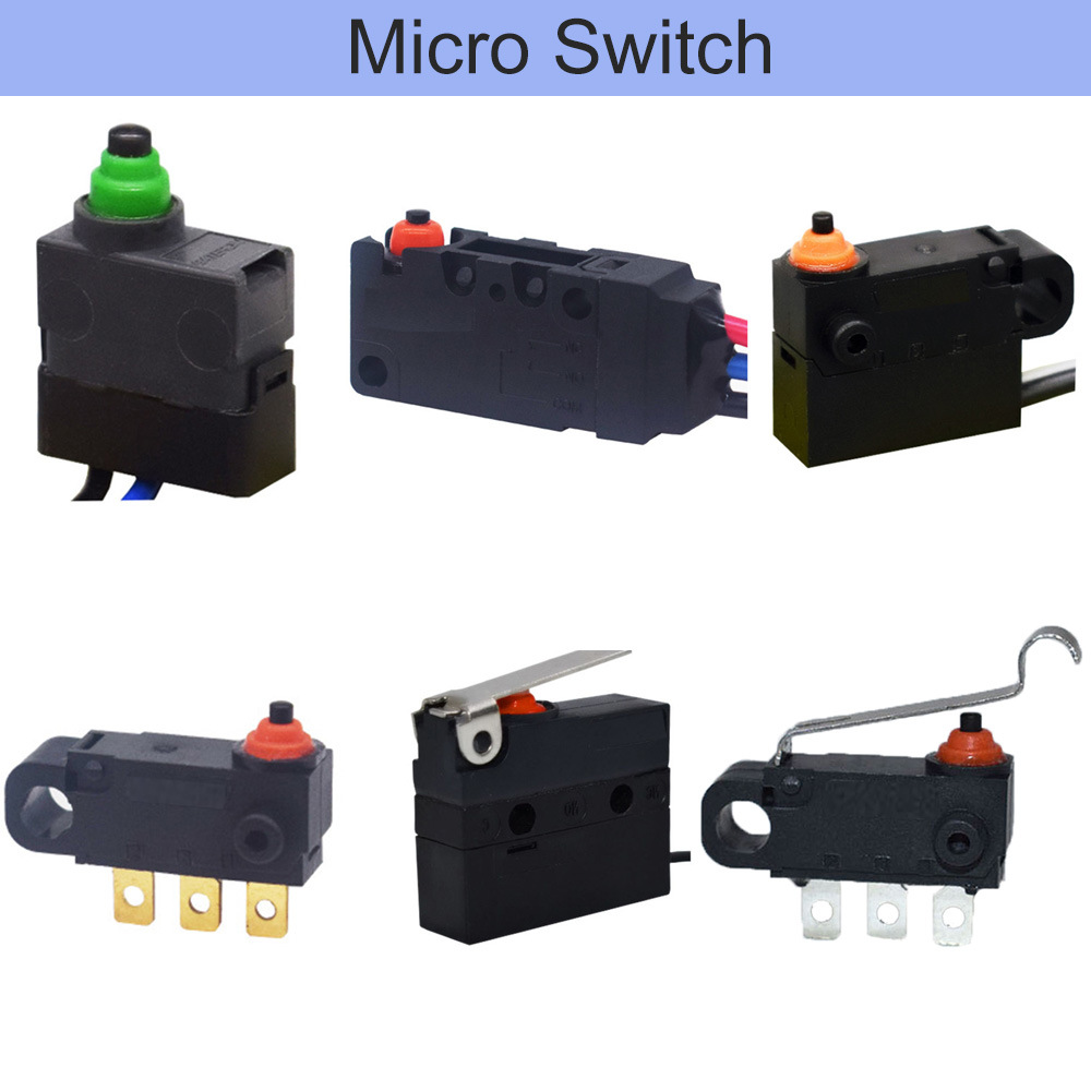 Wholesale Push Button Switches Buy Reliable Latching Switch Lighted Waterproof Electronic Power Rocker Snap Action Miniature Micro For Automotive Applications