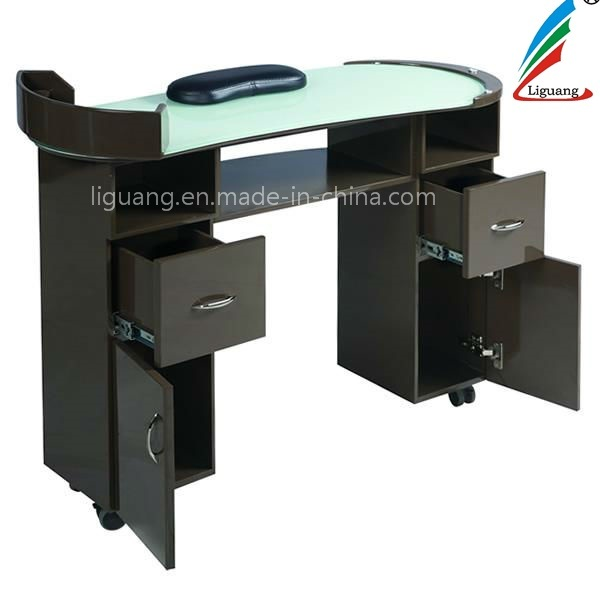 China New Design Beauty Salon Furniture Nail and Manicure Table ...