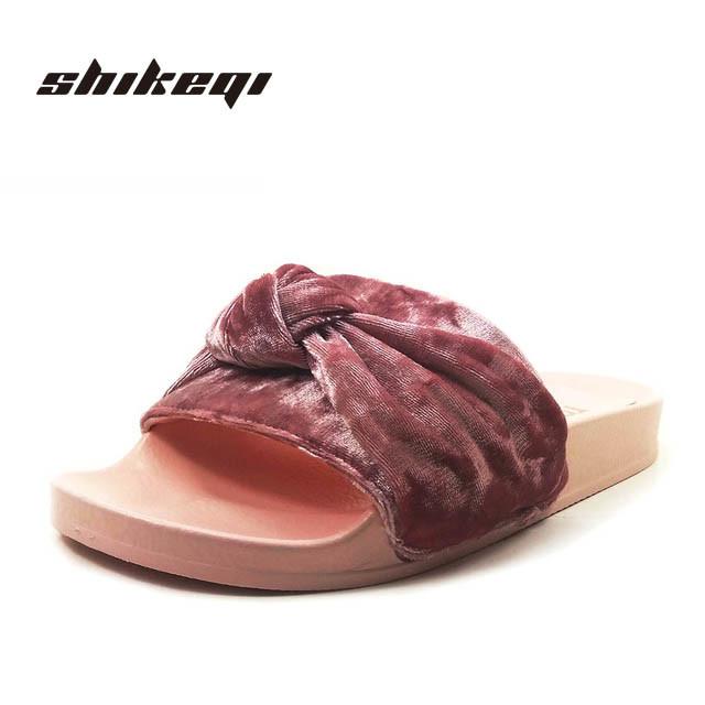 d052ad80e52ae China Shikeqi 2018 New Style Fashion Slipper
