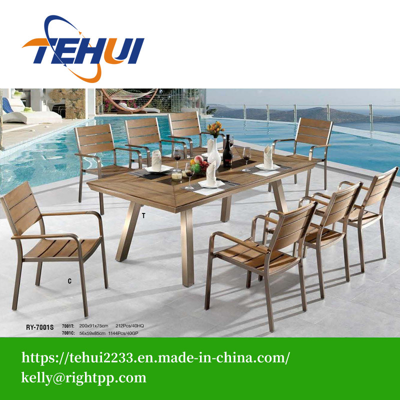 Superbe China Big Table Stackable Chairs Brown Home Hotel Patio Garden Outdoor  Furniture   China Furniture, Garden Chair