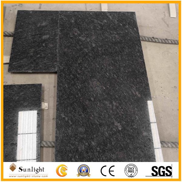 China Custom Precut Steel Grey Granite