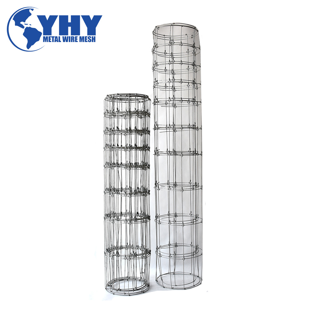 China Galvanized 1 5m Hinge Joint Woven Field Wire Mesh