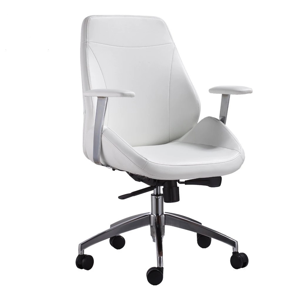 [Hot Item] Office Furniture Executive PU Genuine Leather Ergonomic Office  Chair