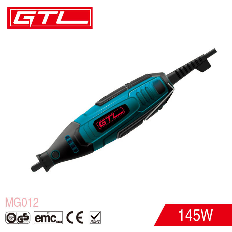 Electric Mini Drill Grinder Kit Variable Speed Rotary Polishing Carving DIY Tool
