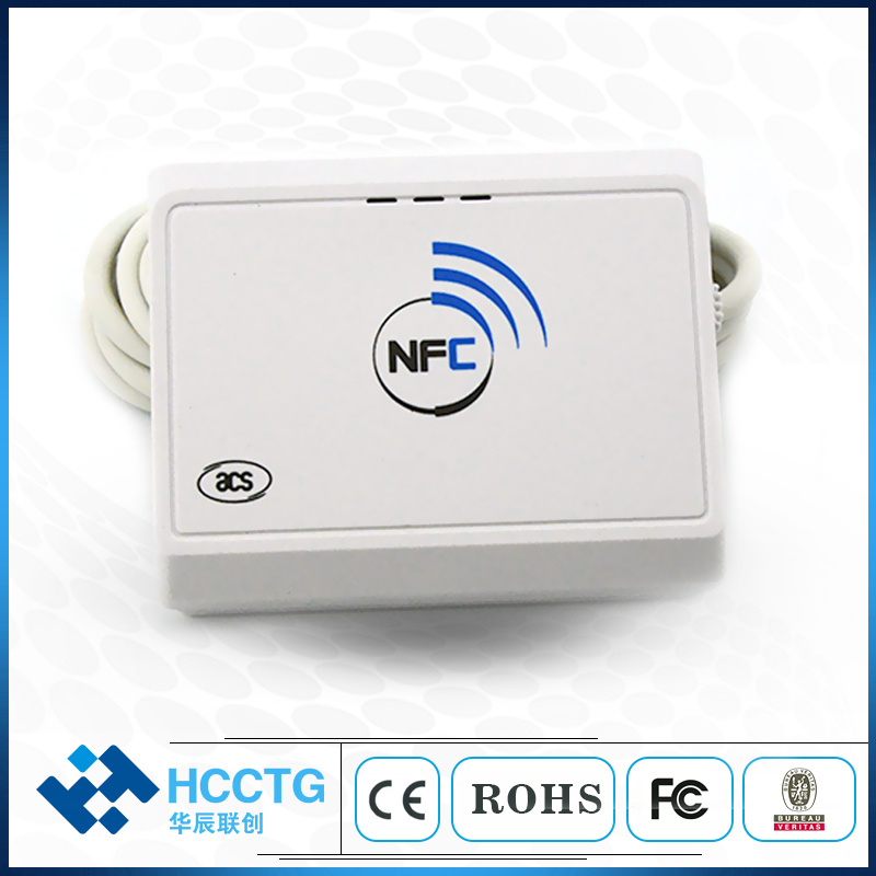 [Hot Item] (ACR1311) Android Ios Bluetooth RFID NFC Card Reader Supported  ISO14443 a