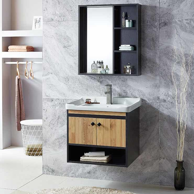 China Est Mdf Bathroom Vanity