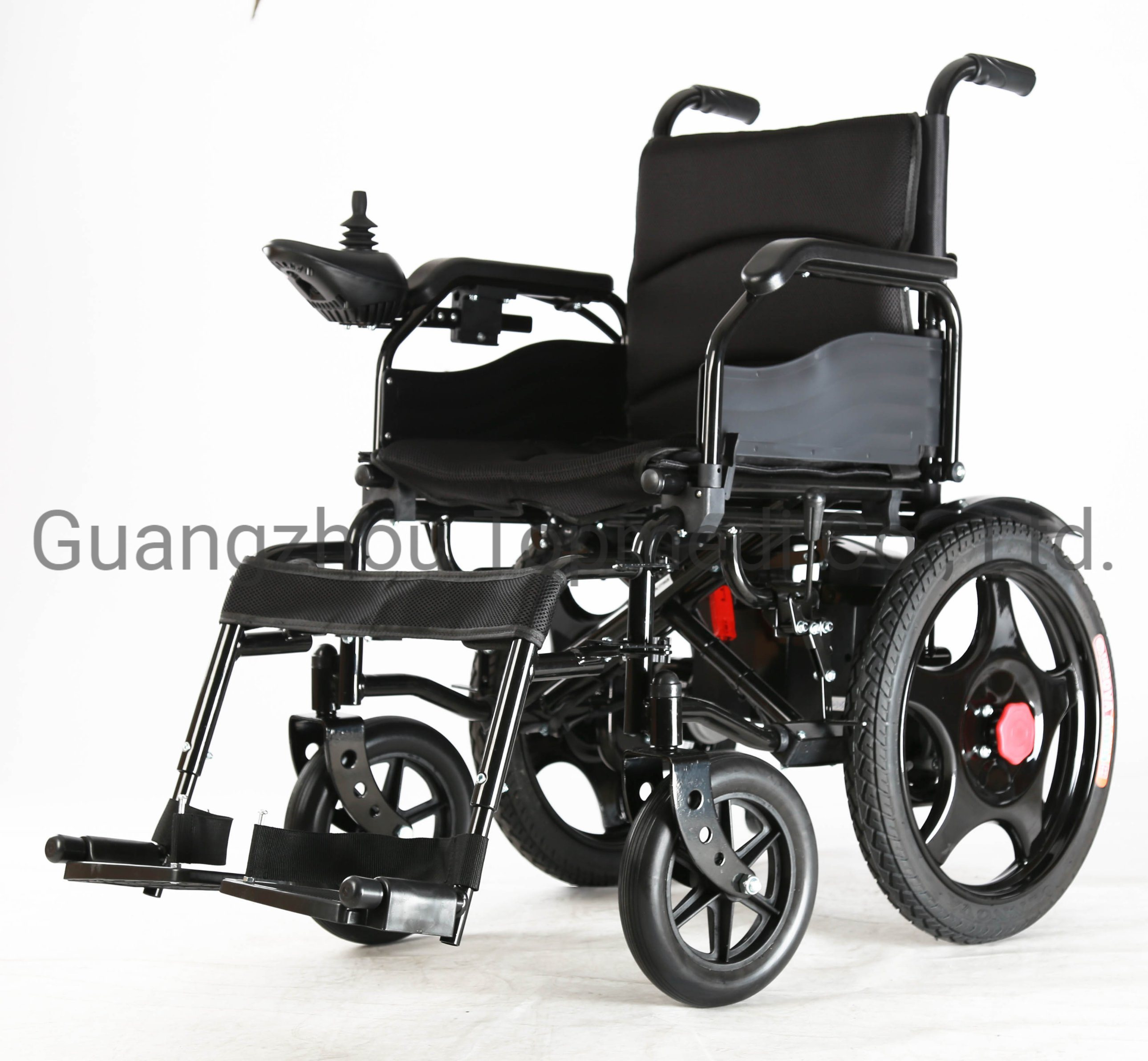 Cheapest Handicapped Folding Motorized Automatic Power Electric Wheelchair for Disabled