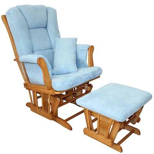 China Nursery Glider Rocking Chair With