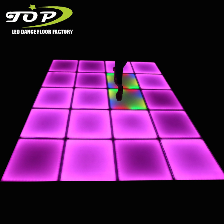 Led Light Up Tiles Disco Interactive