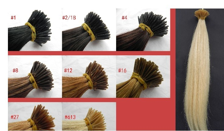 China Hair Extension Wholesale U Tip I Tip Natural Hair Extension