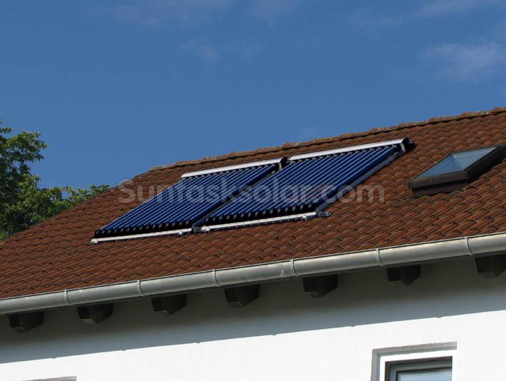 Scm Solar china suntask heat pipe solar collector scm 02 photos pictures