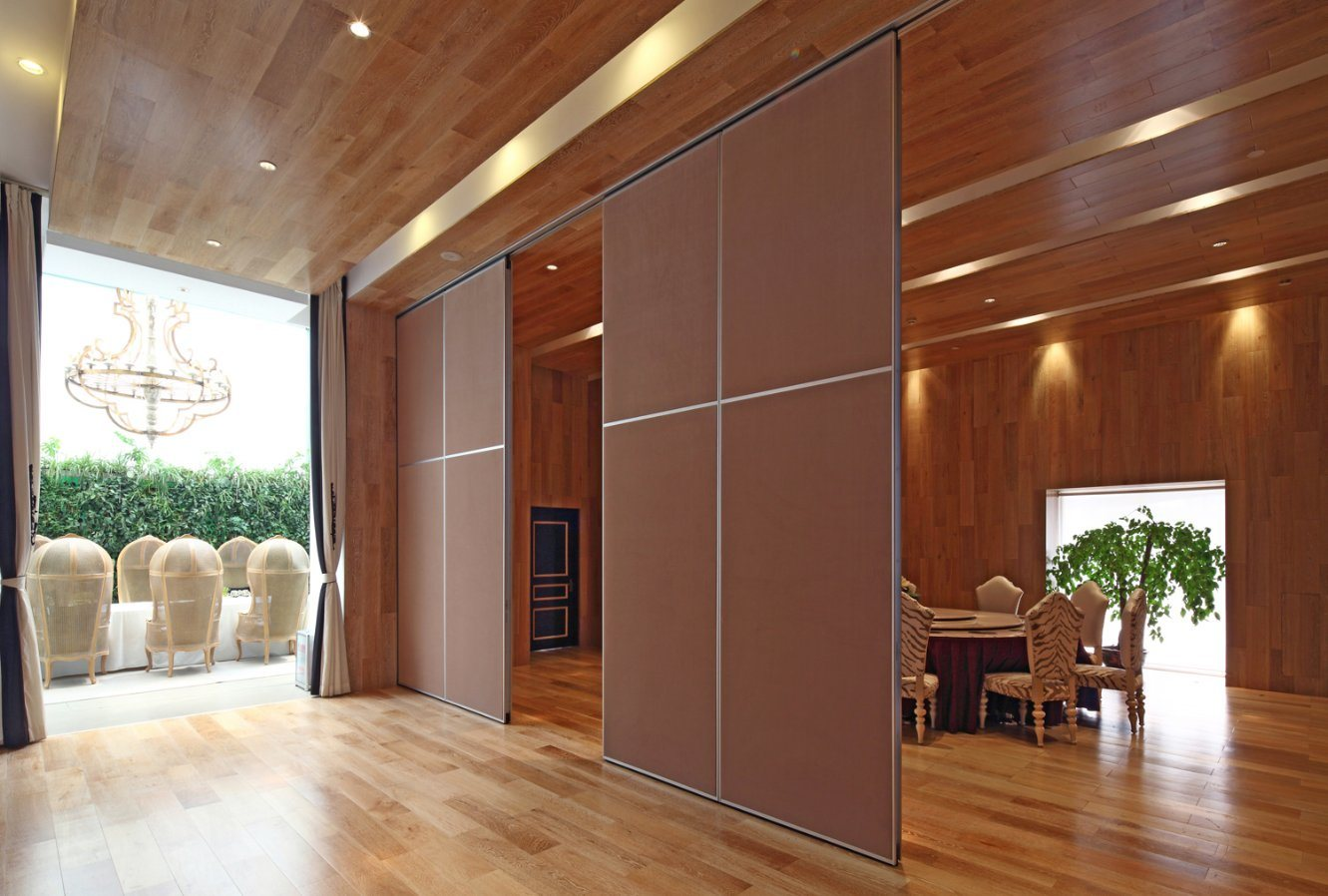 Aluminum Movable Partition Walls for Restaurant, Hotel, Banquet Hall pictures & photos