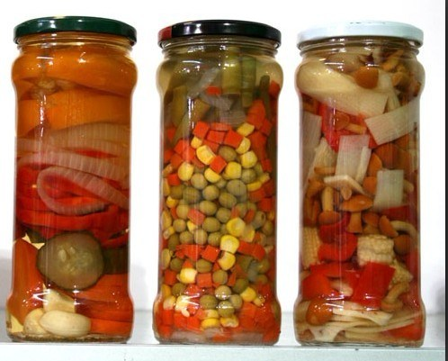 Hot Sale Canned Vegetables From China Factory Price