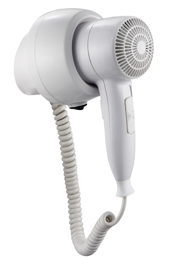 White Five-Star Hotel Hair and Body Dryer