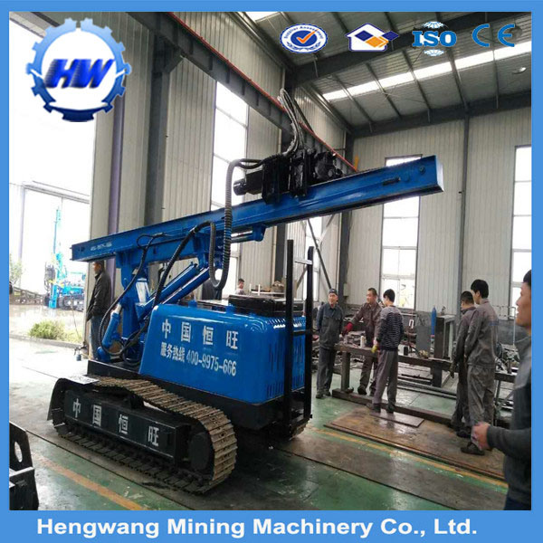 6.5m Depth Crawler Type Vibratory Hammer Pressure Pile Hammer pictures & photos