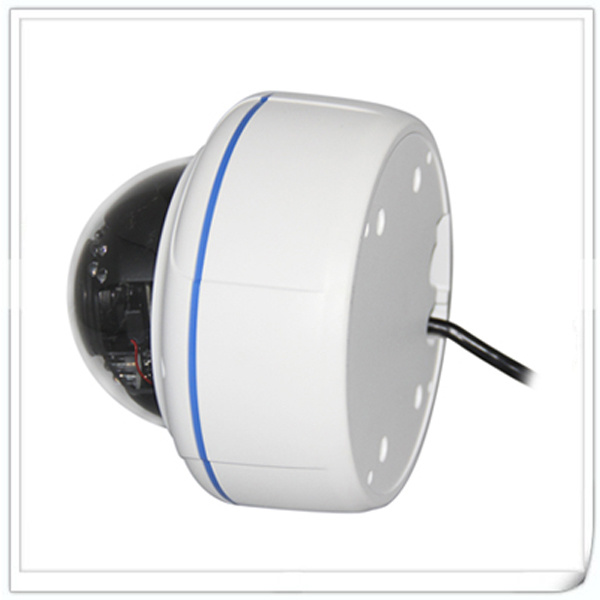 Night Vision Network IP Dome Camera for CCTV Surveillance System