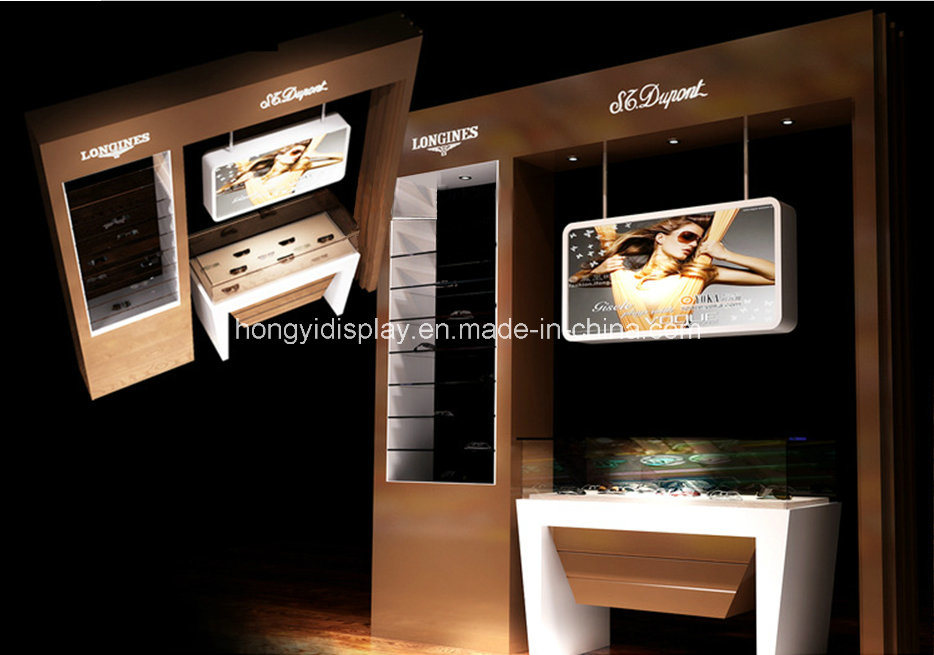Display Shelf for Display Catalogue, Sunglass Display pictures & photos