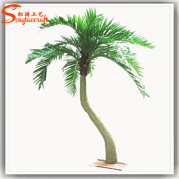 Outdoor Palm Trees For Sale.Hot Item Best Sale Artificial Outdoor Coconut Fruit Palm Trees