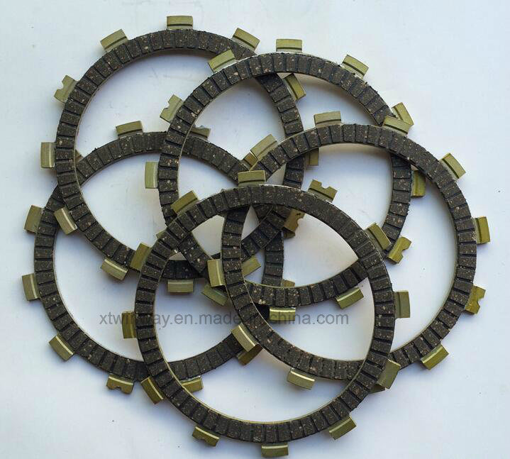 Ww-5329 Motorcycle Part, GS125 Motorcycle Clutch Plate,