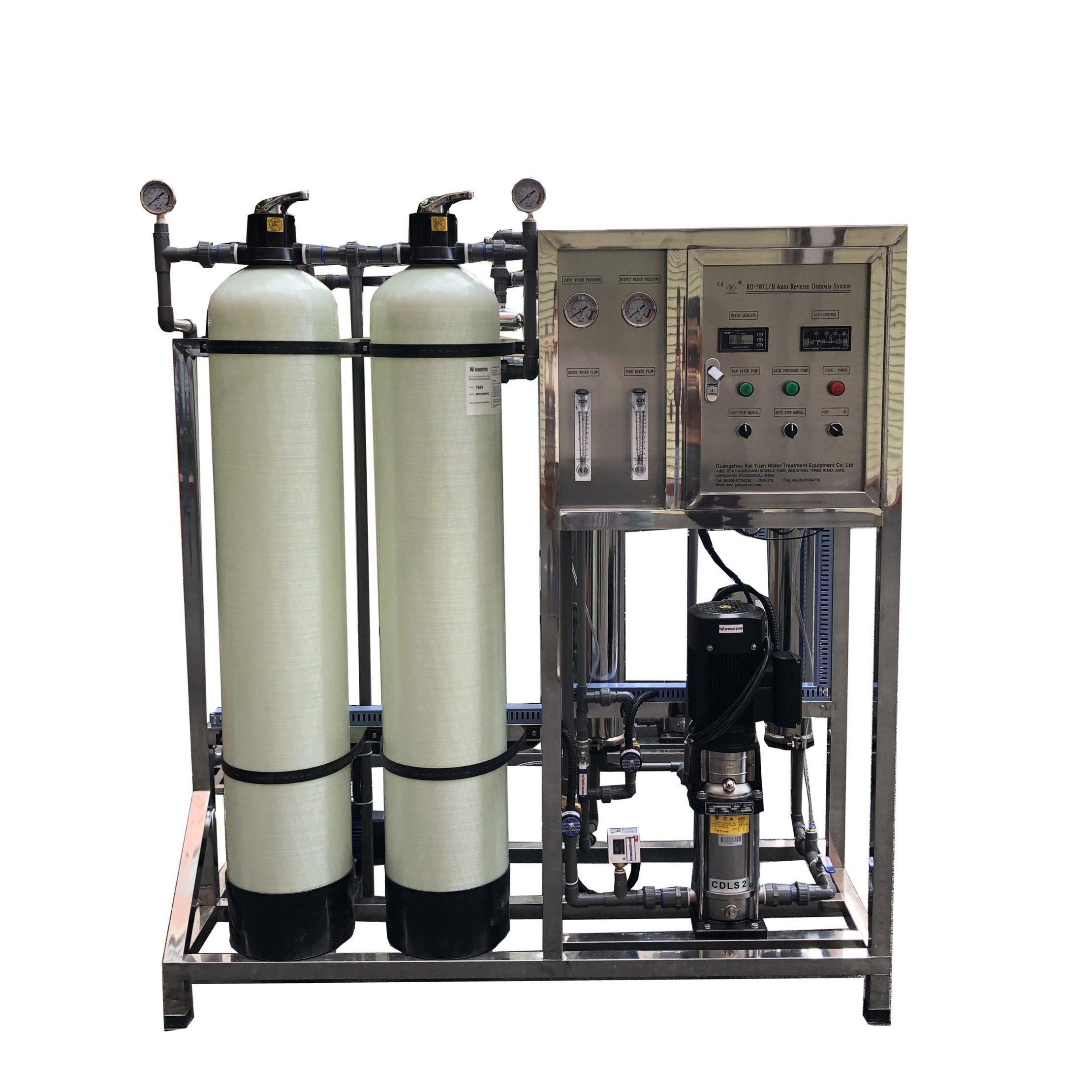 China Nigeria Market Pure Drinking Water Machine 500lph Small RO Water  Purifier/Water Filters - China Pure Drinkign Water Machine, 500lph RO Water  Filter