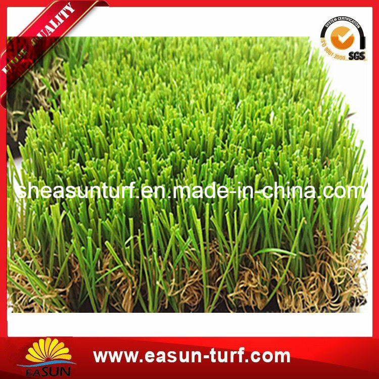 Non-Infilling Football Artificial Grass Carpet pictures & photos