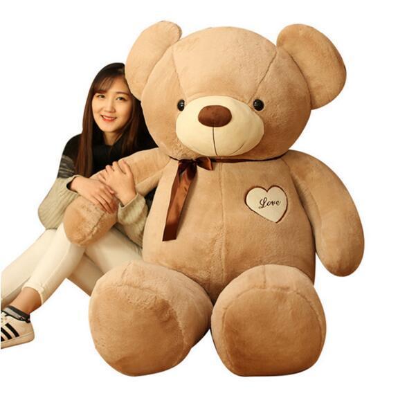 5d9cbdd9b6e6 China Giant Stuffed Animal Plush Teddy Bear - China Plush Toy, Stuffed  Animal