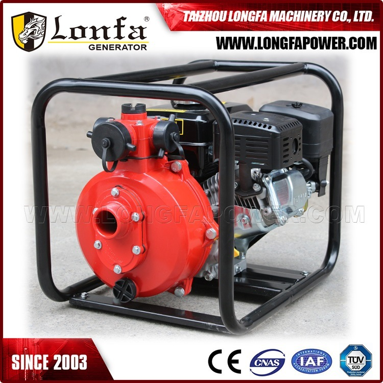 2 Inch High Pressure Petrol/Gasoline Water Pump for Fire Fighting pictures & photos