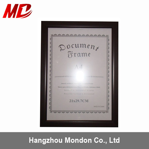 china ps 8 5 11 vertical style university graduation diploma frame