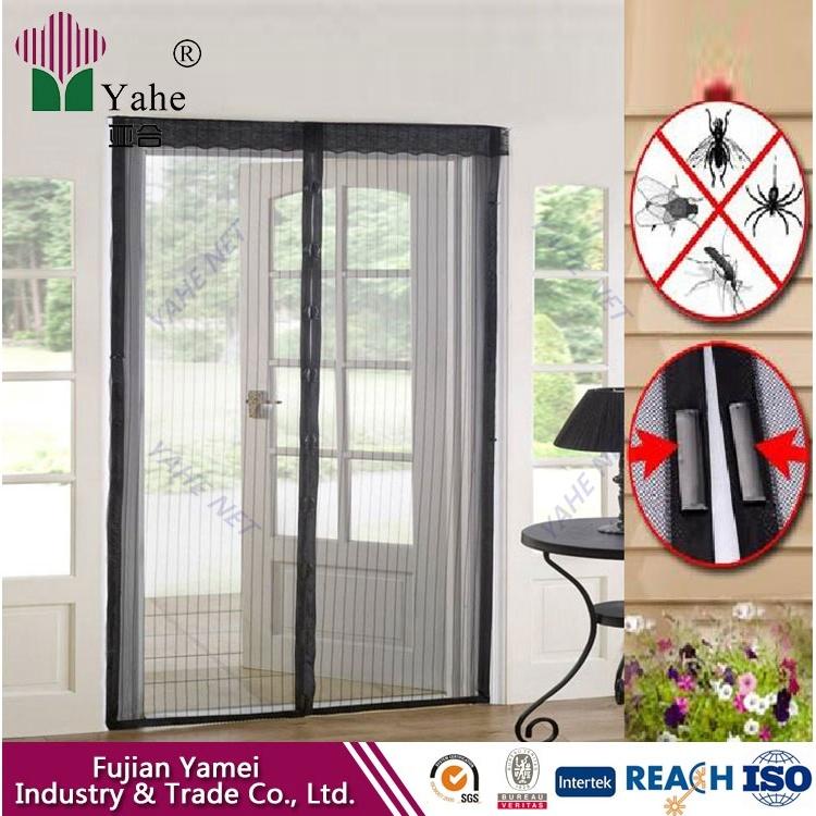 Mosquito Net For Door #25 - China Hands-Free Magnetic Mosquito Net Door Curtain - China Magnetic  Curtain Door, Door Mosquito Net