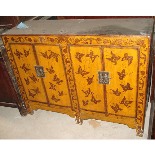 Chinese Furniture Reproduction Painted Sideboard Lwc278