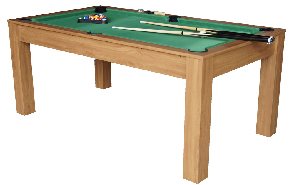 China 6 Dining Pool Ping Pong 3 In 1 Table 6002 Billiard