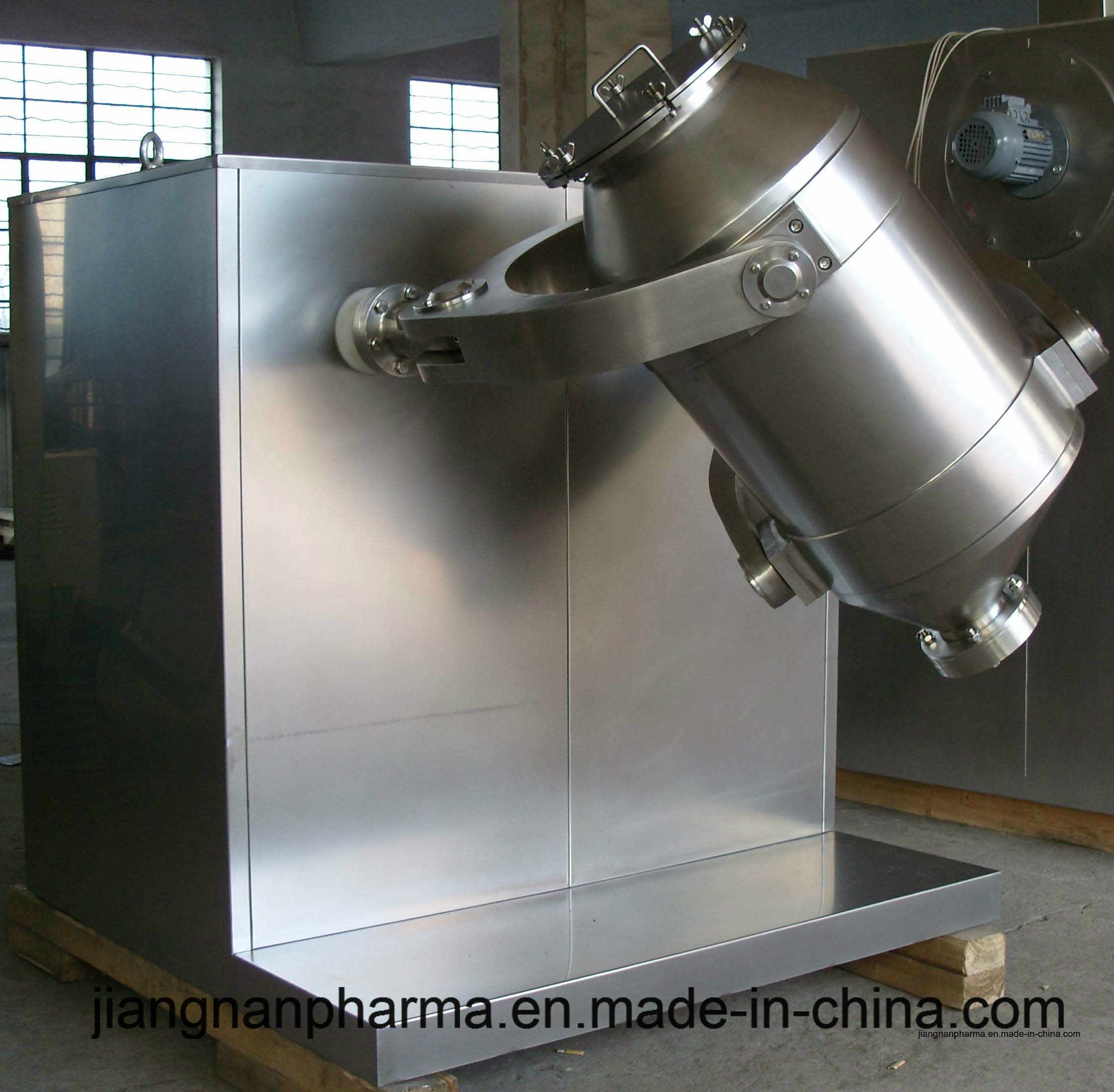 Multi-Directional Movable Mixing Machine (HD-100) Series Powder and Food Mixer pictures & photos