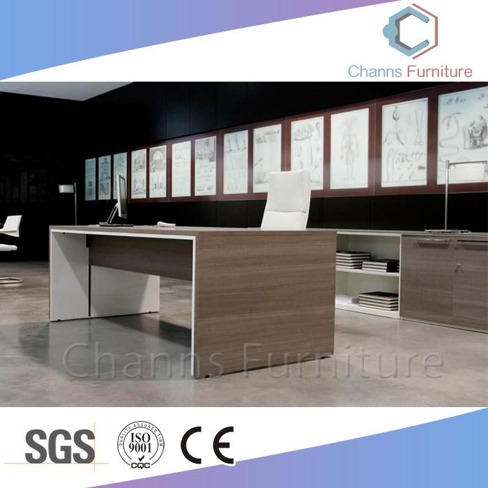 China Foshan Furniture Boss Table Wooden Computer Cas Md1818 Office Desk