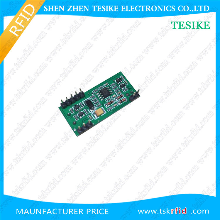 China 125kHz RFID Reader Module with Antenna Coil Embedded Access