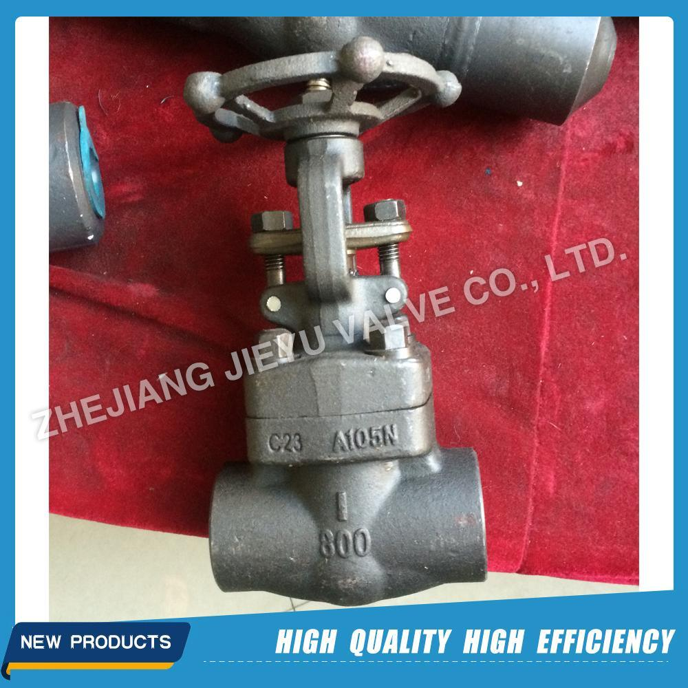 API Forged Steel Socket Welding Gate Valve 150-800lb