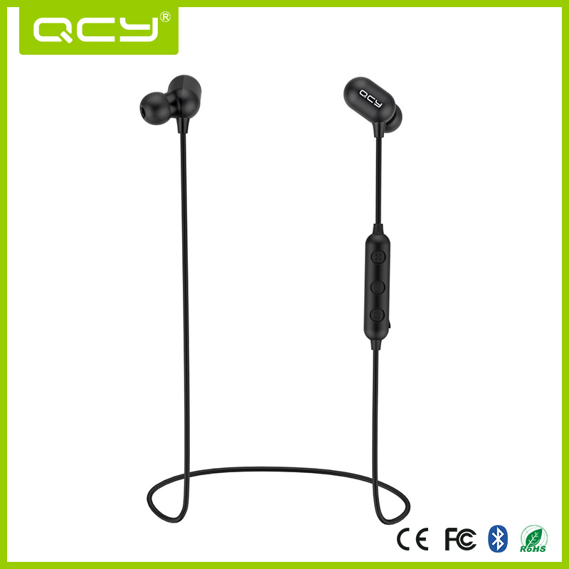 Qy33 Handsfree Earphone with IP64 Waterproof for Outdoor Activities