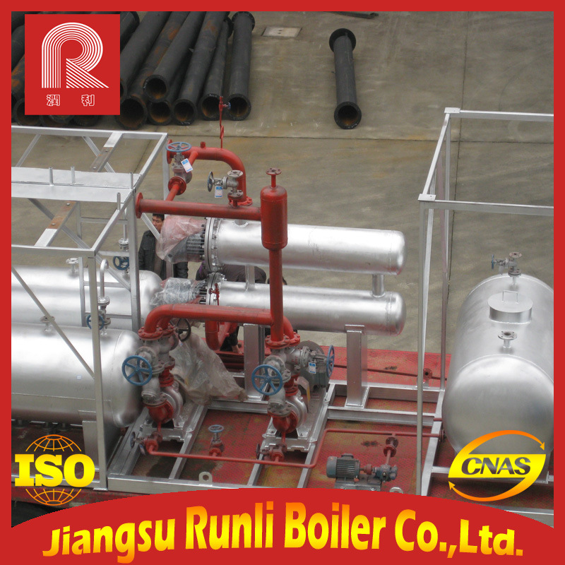 China Low Pressure High Efficiency Oil Boiler with Electric Heating ...