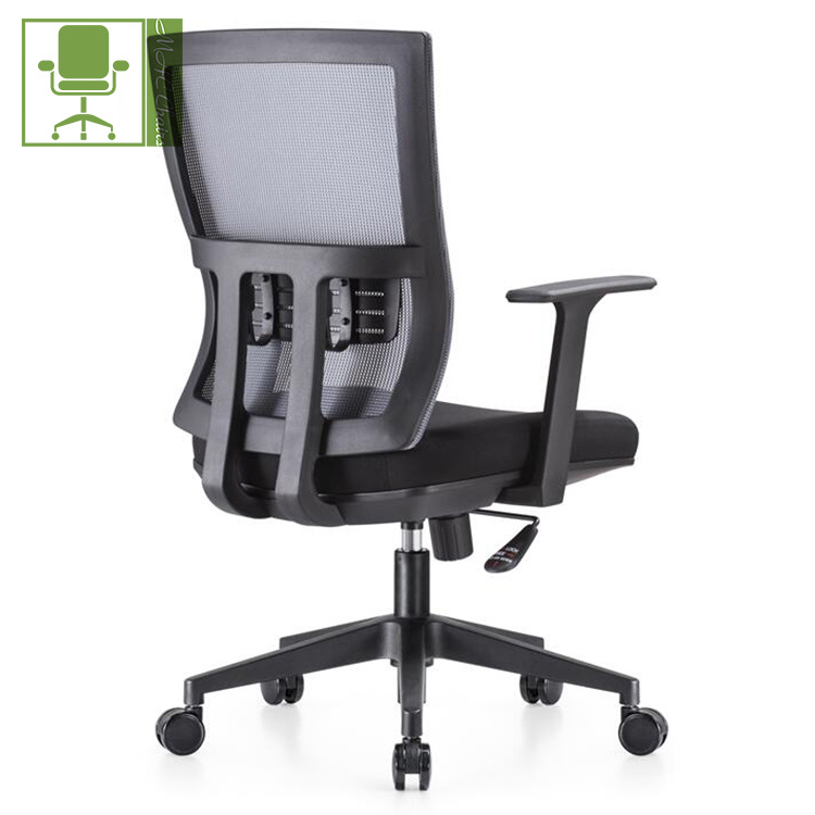 Swivel Mesh Middle Back Office Chair
