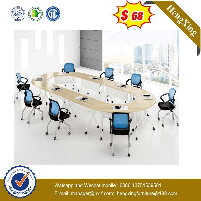 SGS Seperat 2 Seats Press Waiting Room New Design Mat Folding Conference Table pictures & photos