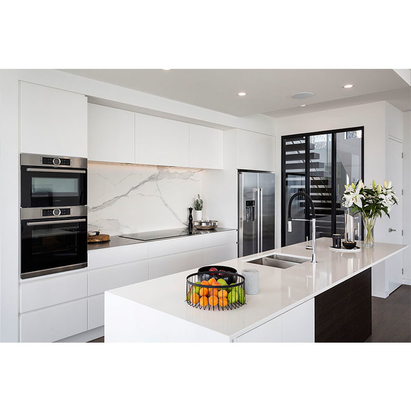 High Gloss Kitchen Cabinet, How Do You Apply Vinyl Wrap To Kitchen Cabinets