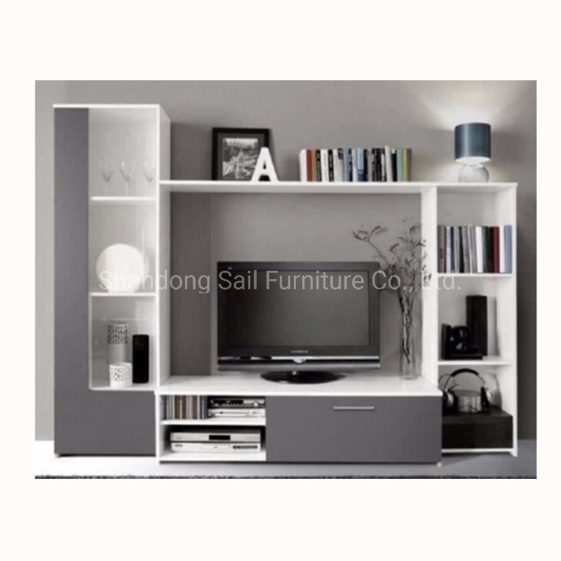 Tv Cabinet Design With Showcase