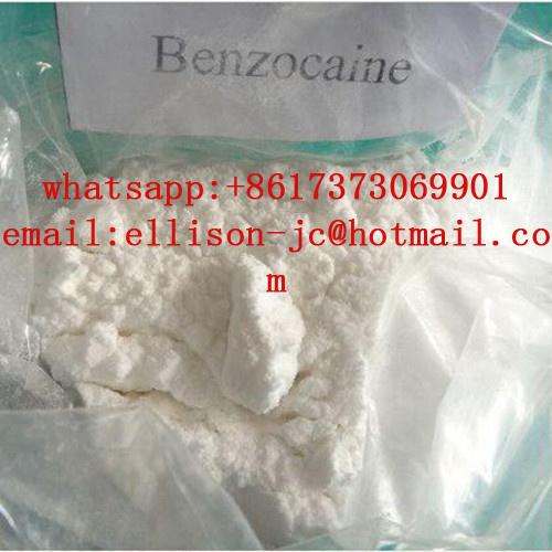 [Hot Item] USP Benzocaine Powder Benzocaine 200 Mesh Size Painkiller Drugs  Offered