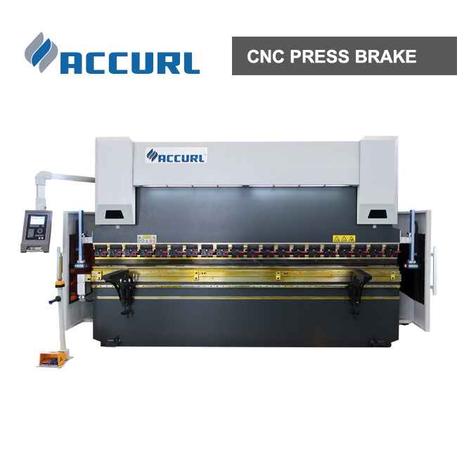 High Quality CNC Press Brake with 40t Pressure for 2000mm Long Aluminium