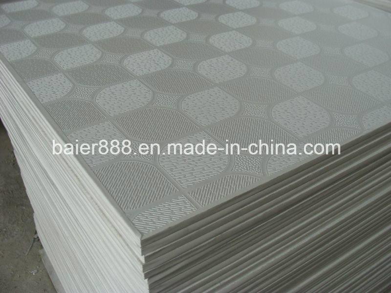 China Pvc Gypsum Ceiling Tile 600 600 7mm 238 996 631