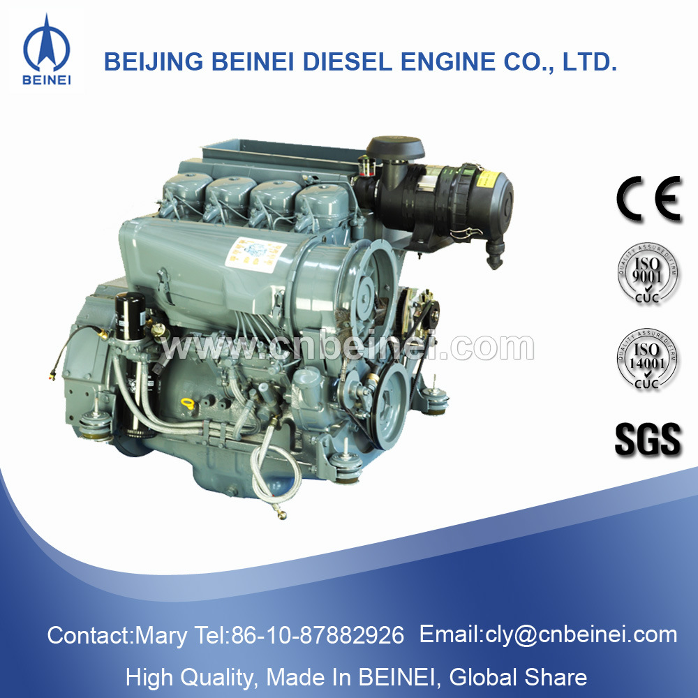 Air Cooled Diesel Engine (F4L913) for Agriculture Machinery pictures & photos
