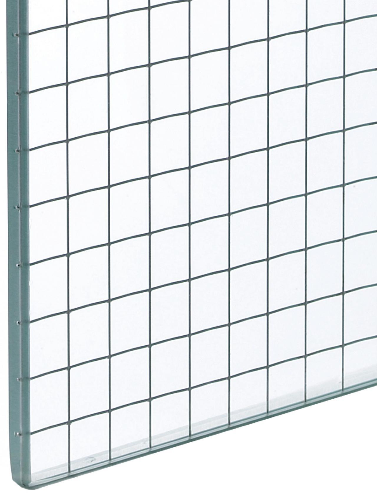 China Fireproof Safety Georgian Wired Float Glass - China Wired ...